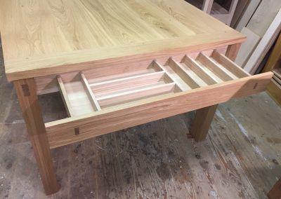 oak table 2a